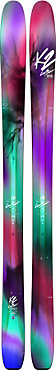 K2 Luv Boat 105 Skis - Women's - 2017/2018