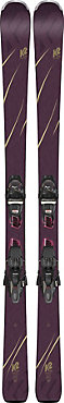 K2 Tough Luv w/ ERC 11TCx Light Quikclik System Skis - Women's -2018/19