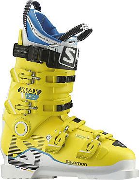 Salomon X MAX 130 Ski Boot - Men's - 2016/2017
