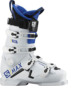 Salomon S/Max 130 Ski Boots - Men's -2018/19