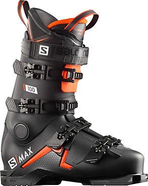 Salomon S/Max 100 Ski Boots - Men's -2018/19