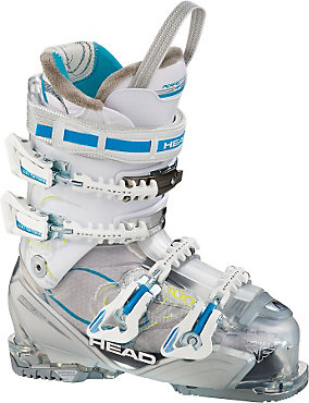 Head Adapt Edge 100 Ski Boot - Women's - 2014/2015