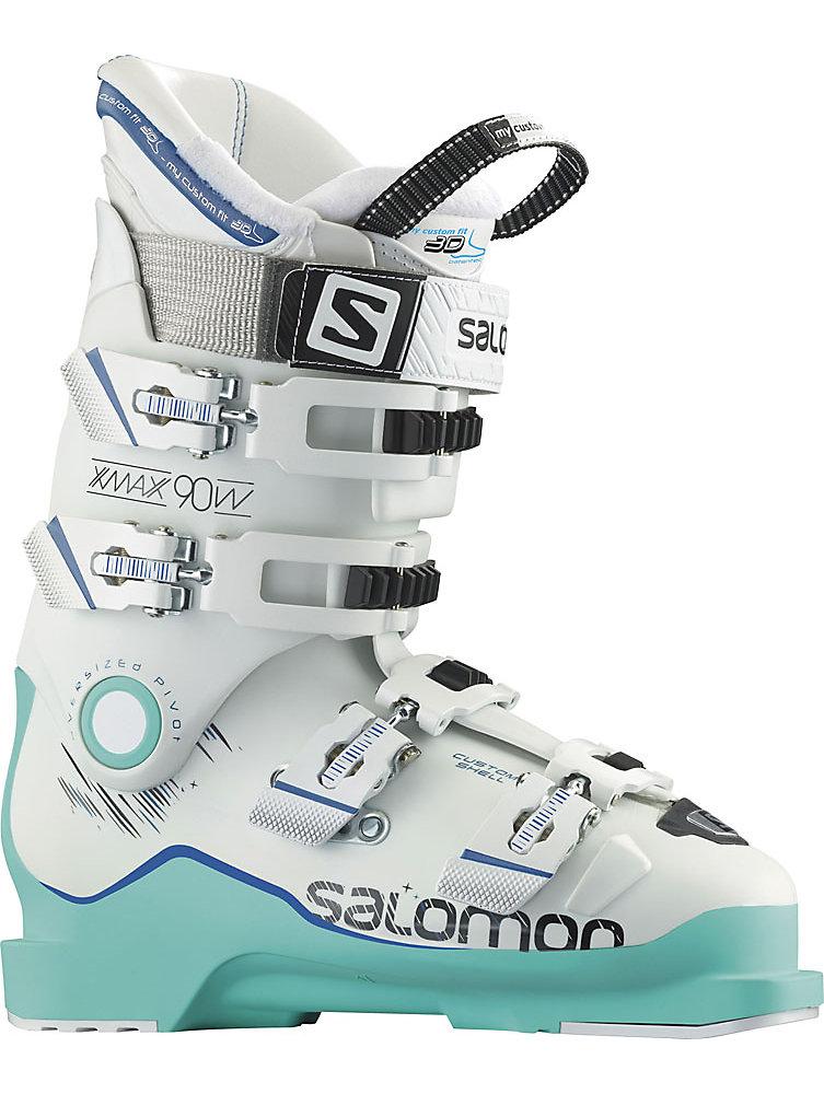 Salomon X Max 90 Ski Boot Women S 2016 2017 Free