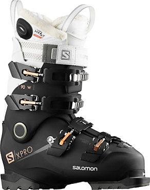 Salomon X Pro 90 Custom Heat Connect Ski Boots - Women's -2018/19