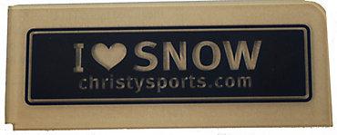 Christy Sports Wax Scraper