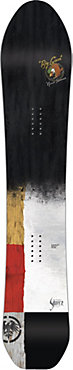 Never Summer Big Gun Snowboard - Men's