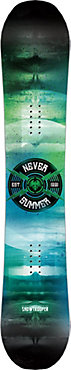 Never Summer Snowtrooper X Snowboard - Men's - 2017/2018