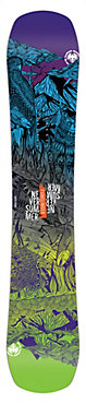 Never Summer Funslinger Snowboard - Men's