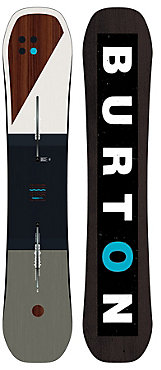 Burton Custom Flying V Wide Snowboard - Men's - 2018/19