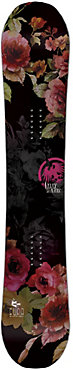 Never Summer Aura Snowboard - Women's - 2016/2017