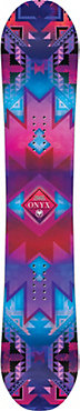 Never Summer Onyx Snowboard - Women's