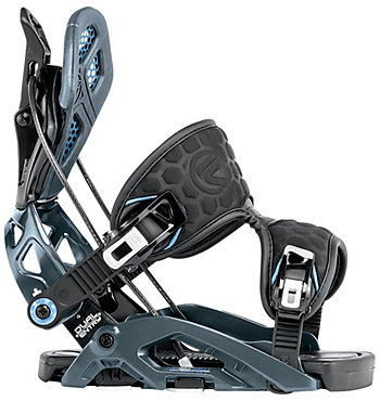 Flow Fuse Hybrid Snowboard Bindings - Men's