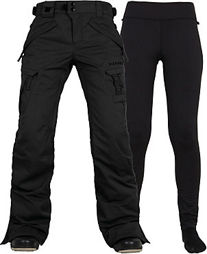 686 Authentic Smarty Cargo Pants (Tall) - Women's