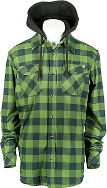 Always Winter Frosthammer Hooded Flannel - Men's