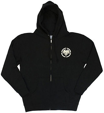 Never Summer Shaper X Zip Hoodie - Men's