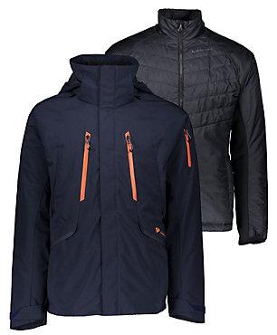 Obermeyer Troika 3-in-1 System Jacket - Men's