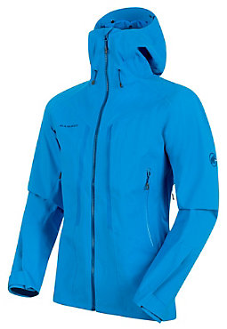Mammut Masao Hardshell Hooded Jacket - Men's