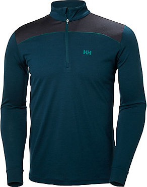 Helly Hansen Merino Mid 1/2 Zip - Men's