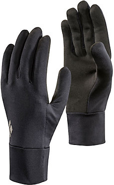 Black Diamond Lightweight Screentap Fleece Gloves - Men's