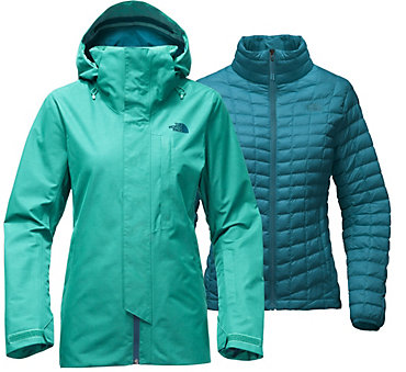 The North Face Alligare 3in1 Jacket - Women's