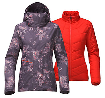 The North Face Garner Trilclimate Jacket - Women's