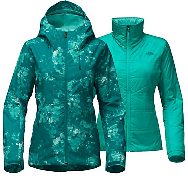 The North Face Clementine Triclimate Jacket - Women's - 2017/2018