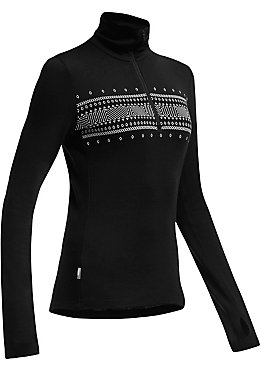 Icebreaker Tech Print Top - Women's