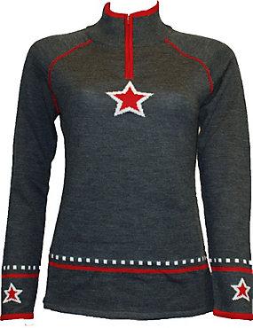 Krimson Klover Star Sweater - Women's