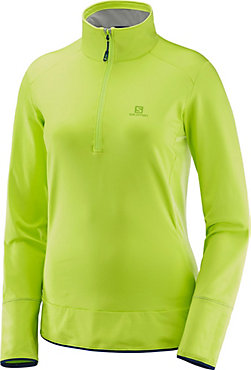 Salomon Discovery 1/2 Zip Top  - Women's