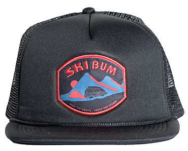Flylow Ski Bum Trucker Hat - Men's