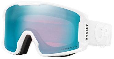 Oakley Line Miner XM Goggles - Factory Pilot Whiteout/Prizm Snow Sapphire Iridium