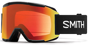 Smith Squad Goggles - Chromapop Everyday Red Mirror Lens