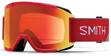 Smith Squad Goggles - Chromapop Everyday Red Mirror Lens