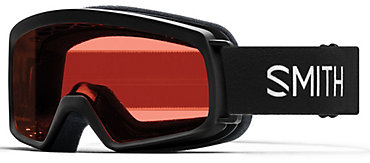 Smith Rascal Black Goggles - Kids'