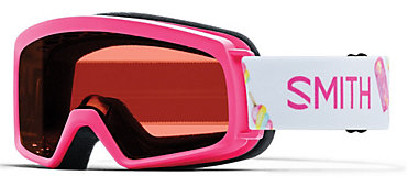 Smith Rascal Pink Goggles - Kids'