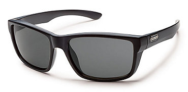 Suncloud Mayor Sunglasses Matte Black - Men's