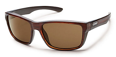 Suncloud Mayor Sunglasses Brown - Men's