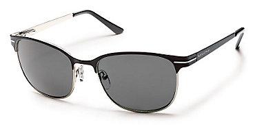 Suncloud Causeway Sunglasses Black - Men's