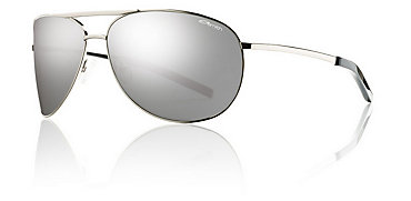 Smith Optics Serpico Platinum Sunglasses - Polorized
