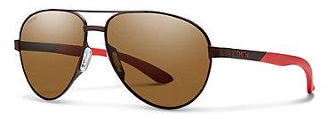 Smith Salute Brown/Polarized Brown Sunglasses