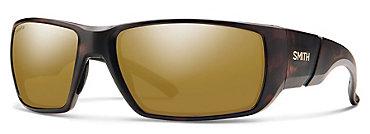 Smith Transfer Tortoise/ChromaPop Polarized Brown Sunglasses