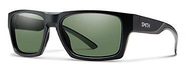 Smith Outlier 2 XL Black/ChromaPop Polarized Gray Green Sunglasses