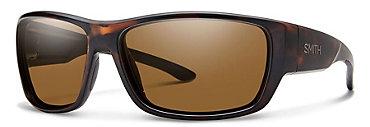 Smith Forge Tortoise/Polarized Brown Sunglasses