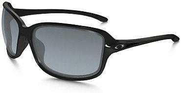 Oakley Cohort Sunglasses Black with Grey Lens - Women's