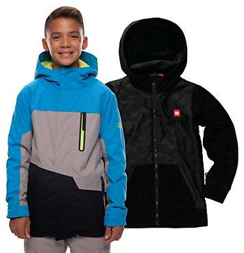 686 Smarty 3:1 Amp Jacket - Boys'