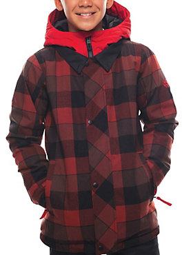 686 Woodlands Insulated Jacket - Boys'