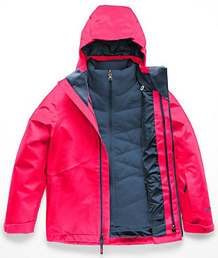 The North Face Fresh Tracks Triclimate Jacket - Girls'