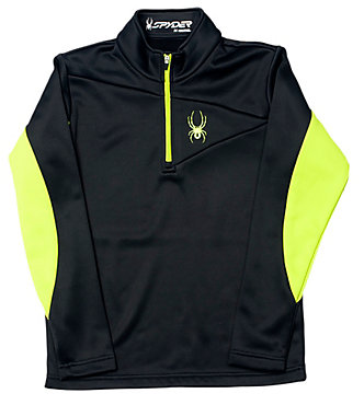 Spyder Charger Thermal Stretch Top - Boys'