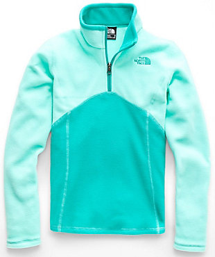 The North Face Glacier 1/4 Zip - Girls'