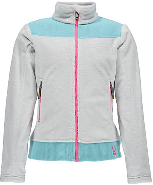 Spyder Caliper Full Zip Fleece - Girls'